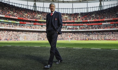 Arsène Wenger: Invincible