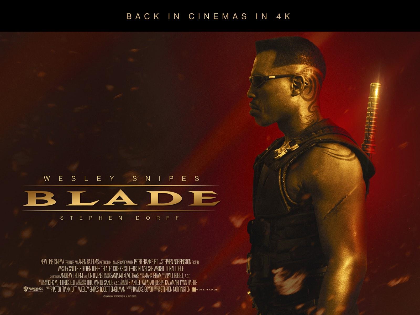 Close Up: Blade