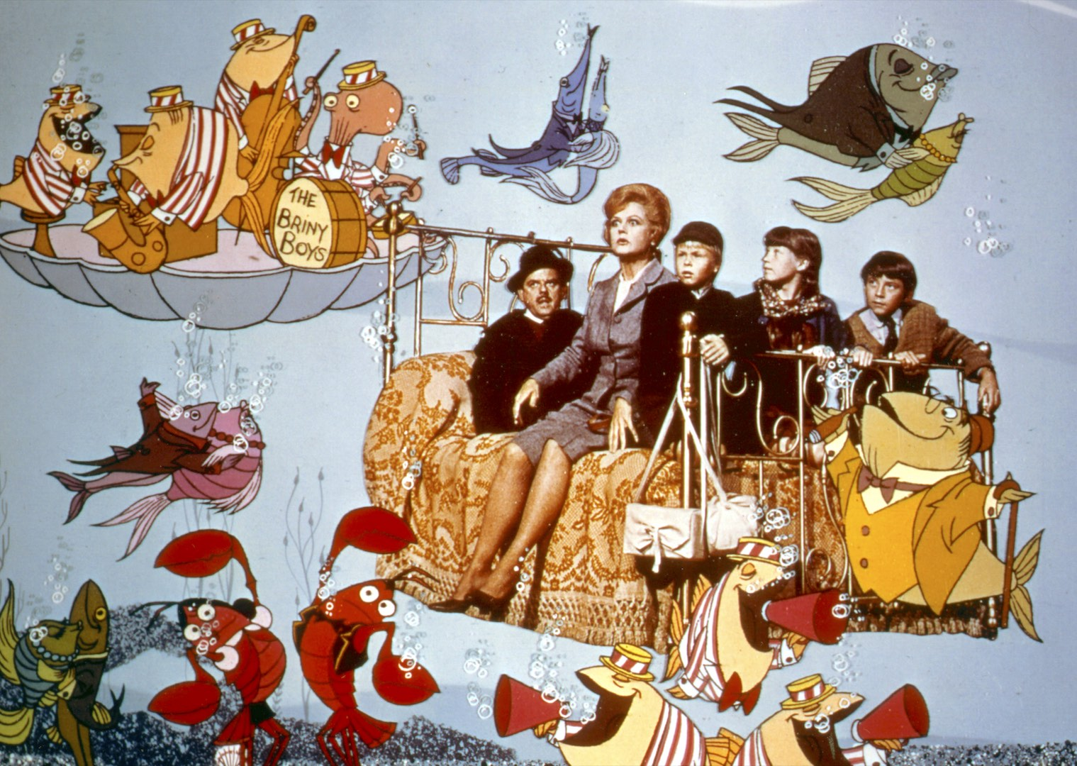 Cinemoments: Bedknobs and Broomsticks