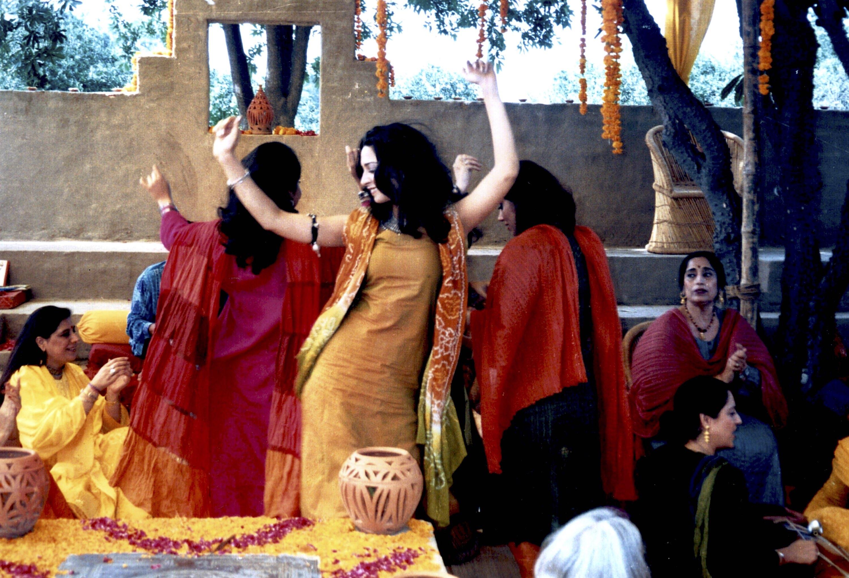 Cinemoments: Monsoon Wedding