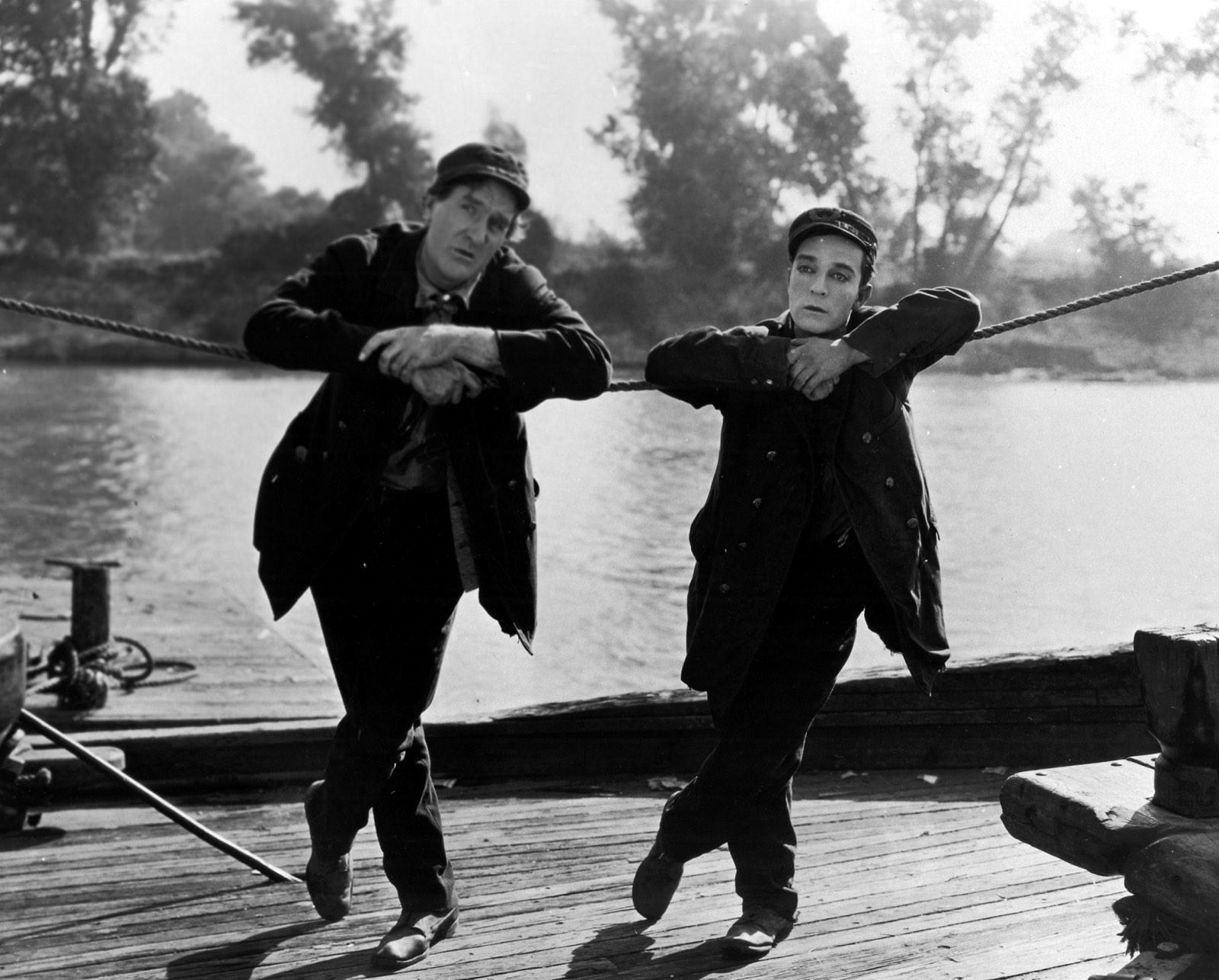 Cinemoments: Steamboat Bill Jr.