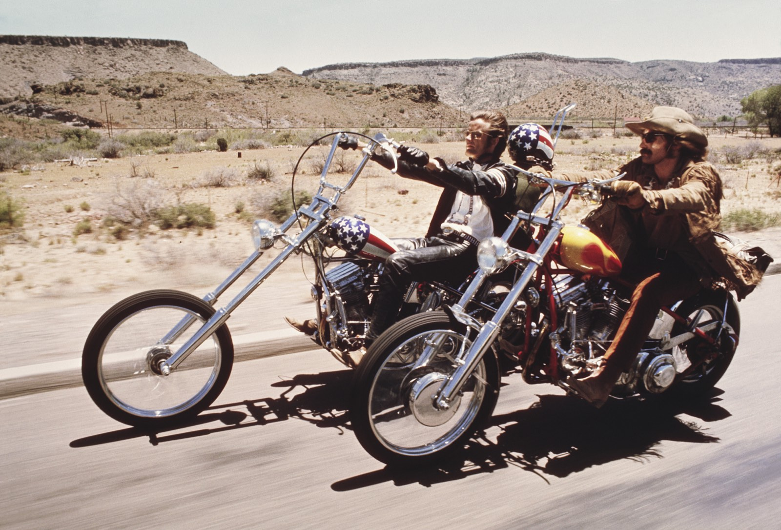 Easy Rider and Moulin Rouge Feature in Cannes Classics 2019 Line Up