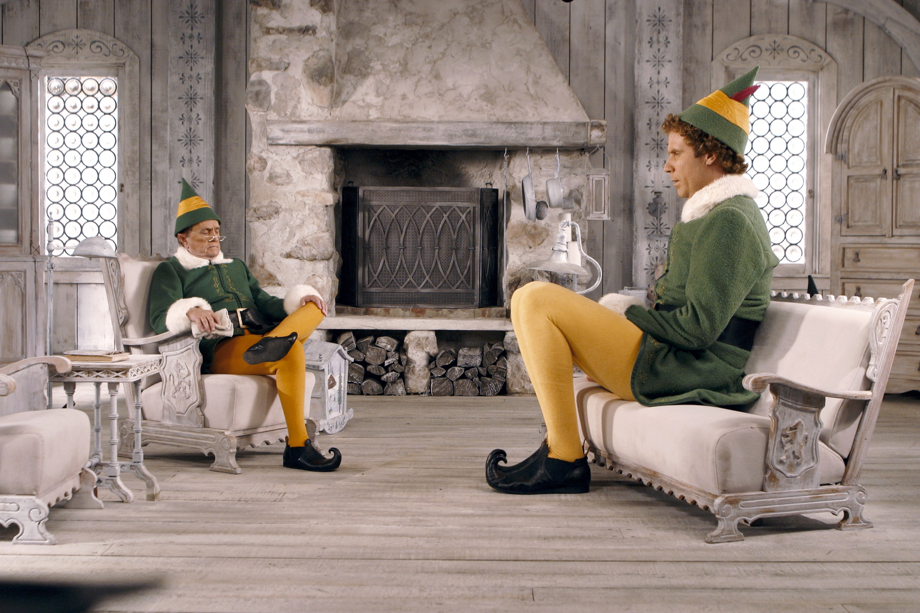 Buddy's Back! Elf returns to the big screen this holiday season