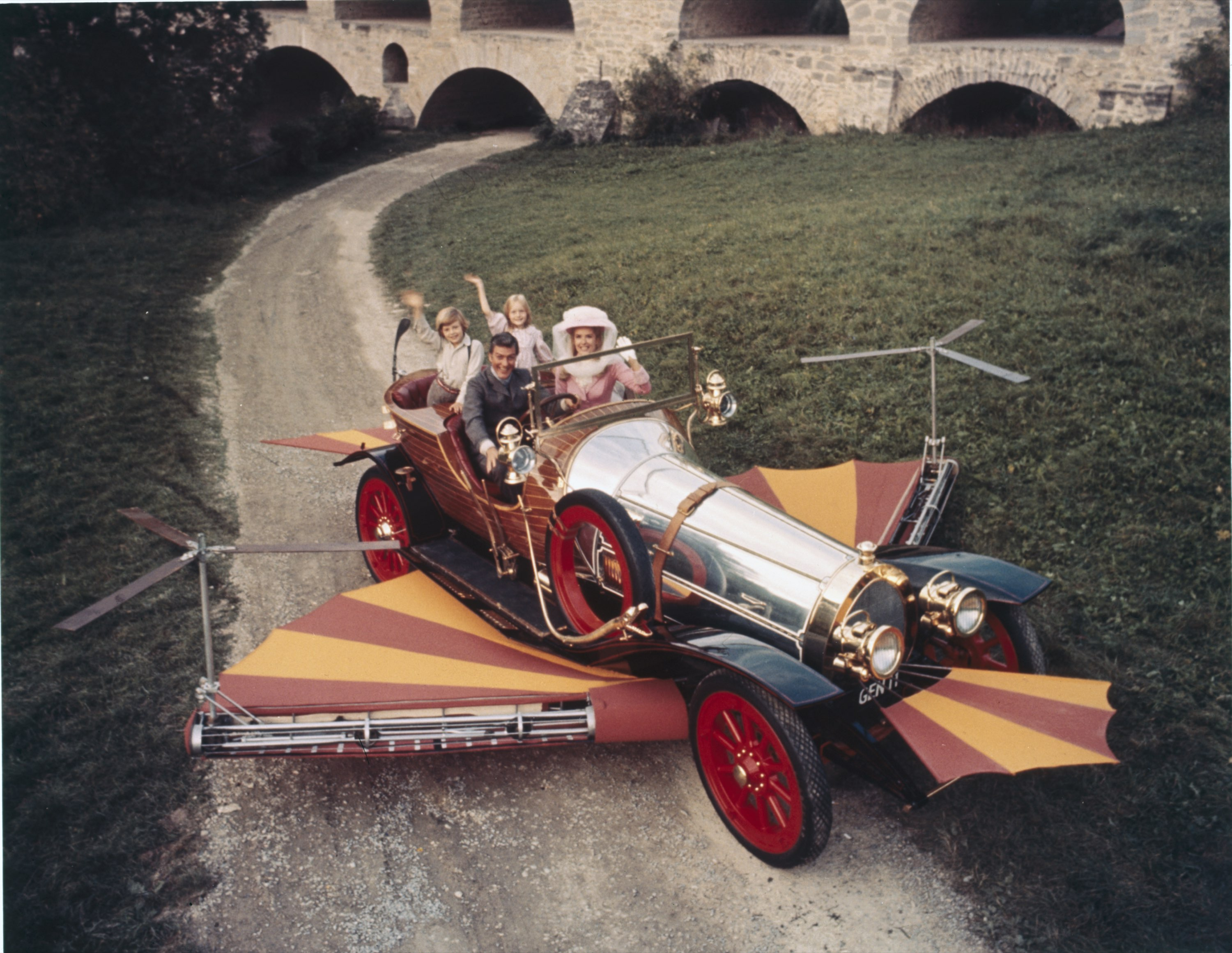 Everyman Cinema Celebrate 50 years of Chitty Chitty Bang Bang