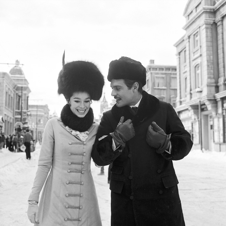 From the archive: Doctor Zhivago
