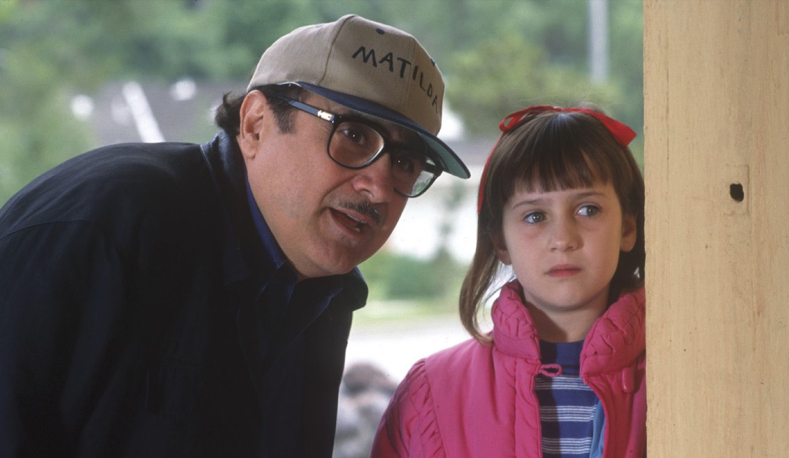 From the archive: Matilda