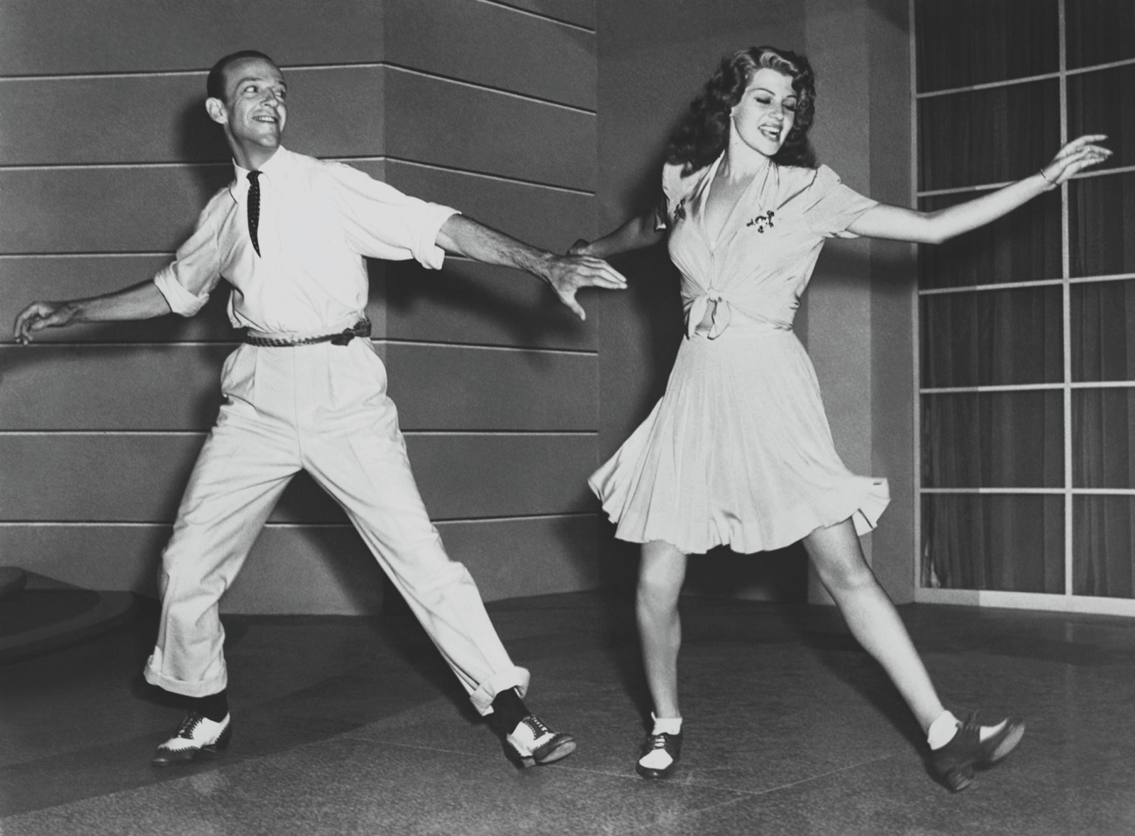 Fred Astaire and Rita Hayworth in You Were Never Lovelier