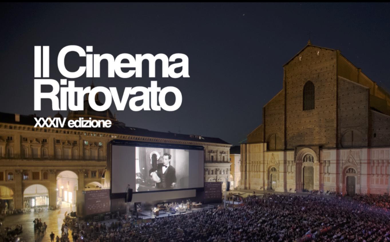 Il Cinema Ritrovato 2020