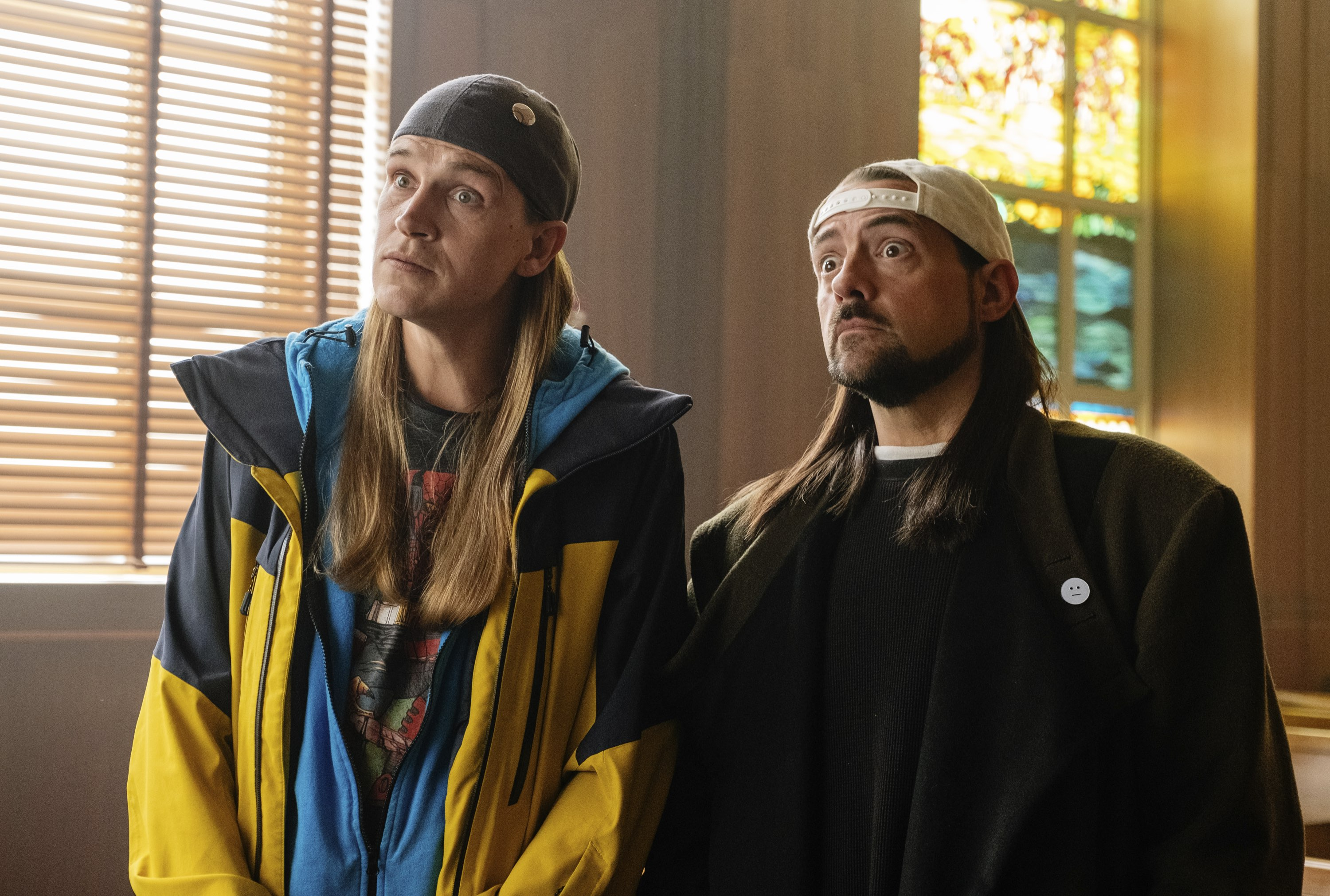 Stoked! Jay and Silent Bob Reboot to hit UK cinemas this November