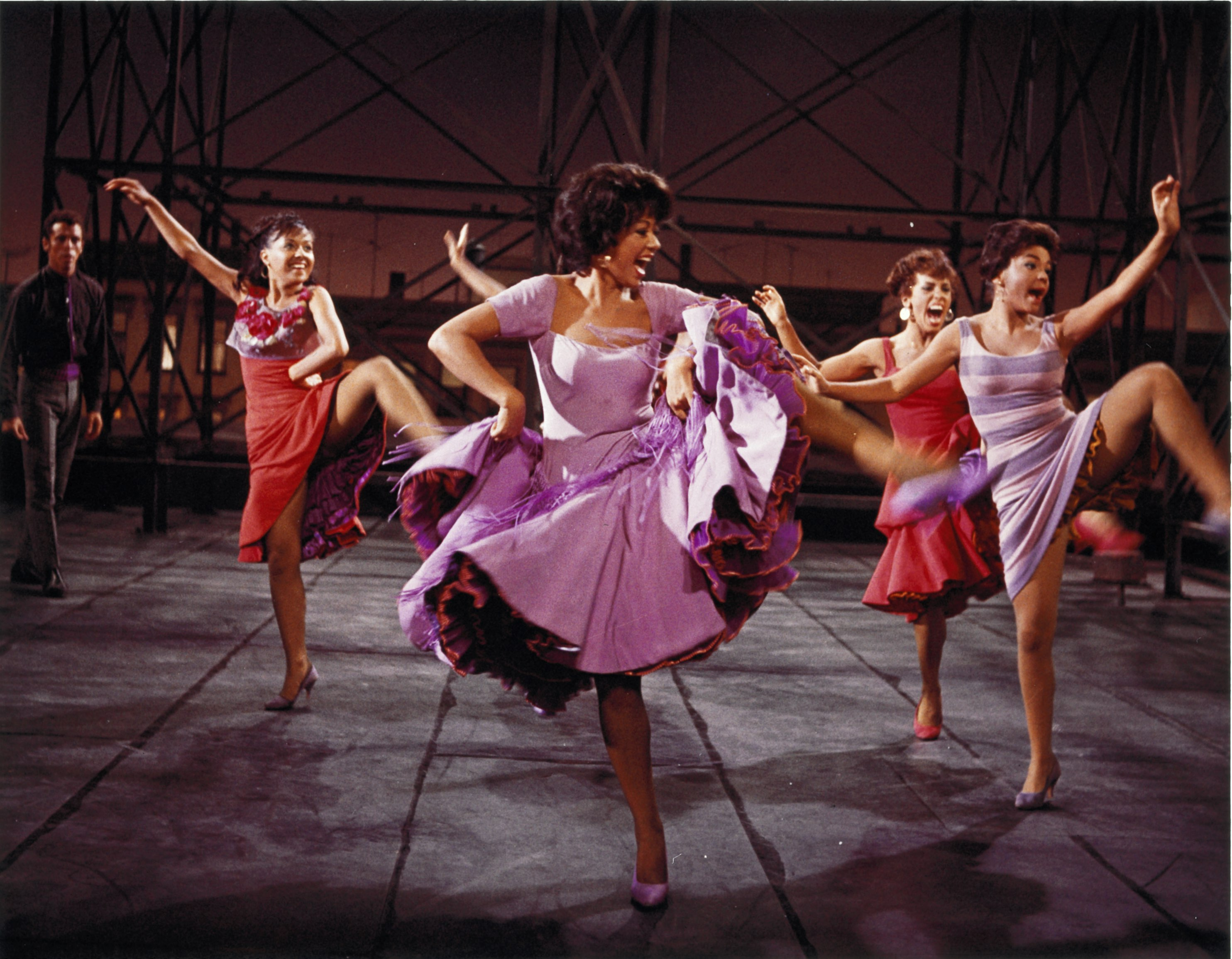 West Side Story to dance back to the big screen to mark its 60th anniversary