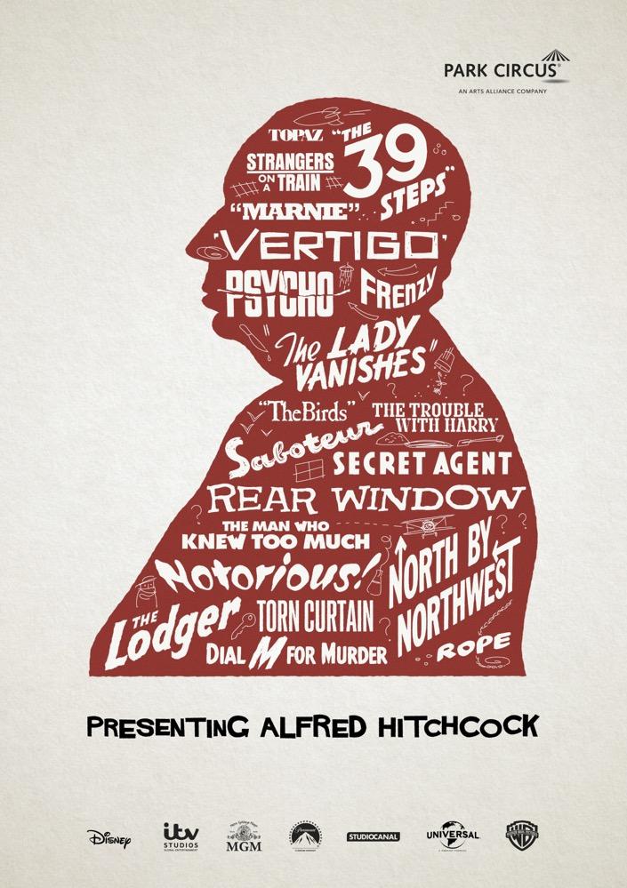 Alfred Hitchcock; Brochure