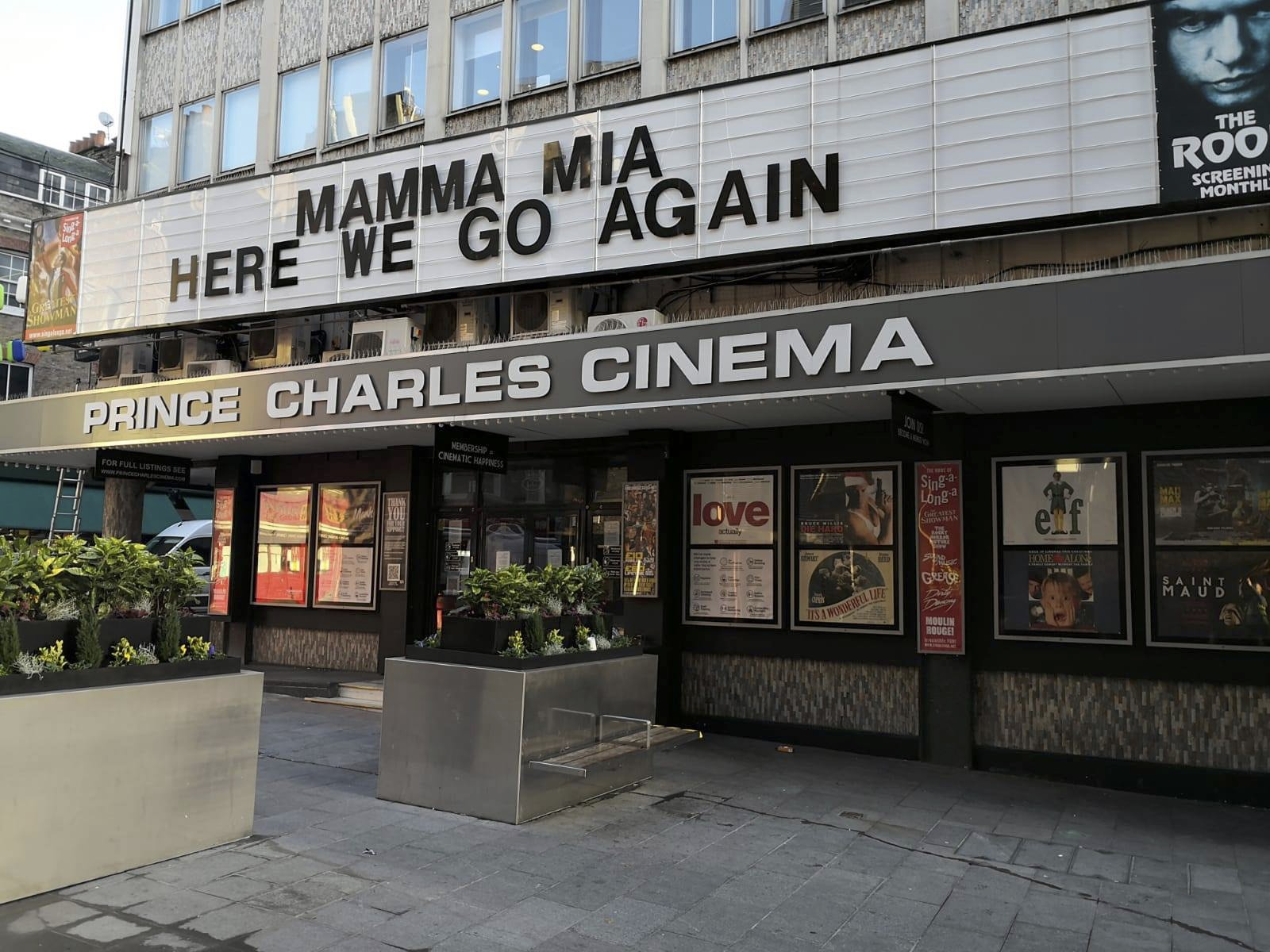 Spotlight: Take 2...Prince Charles Cinema