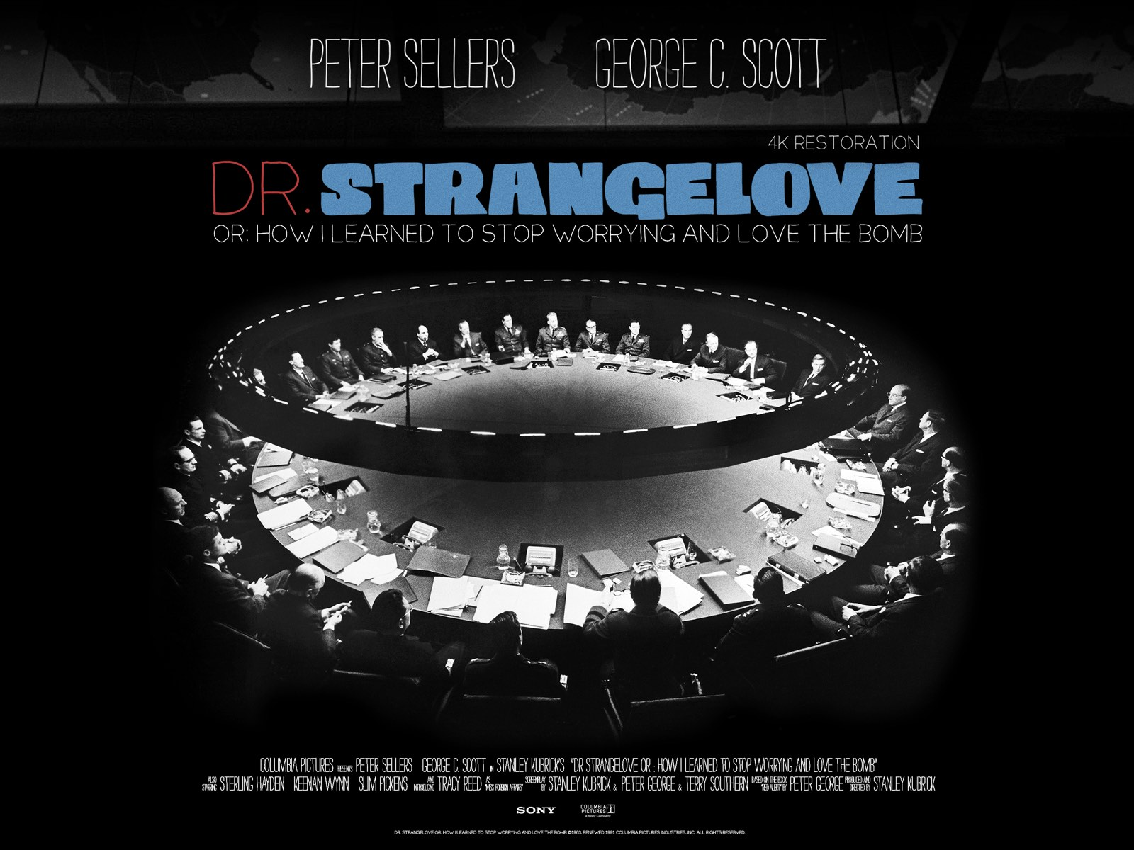 Dr. Strangelove returns with exclusive new short film