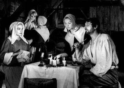 The Crucible (Les Sorcières de Salem)