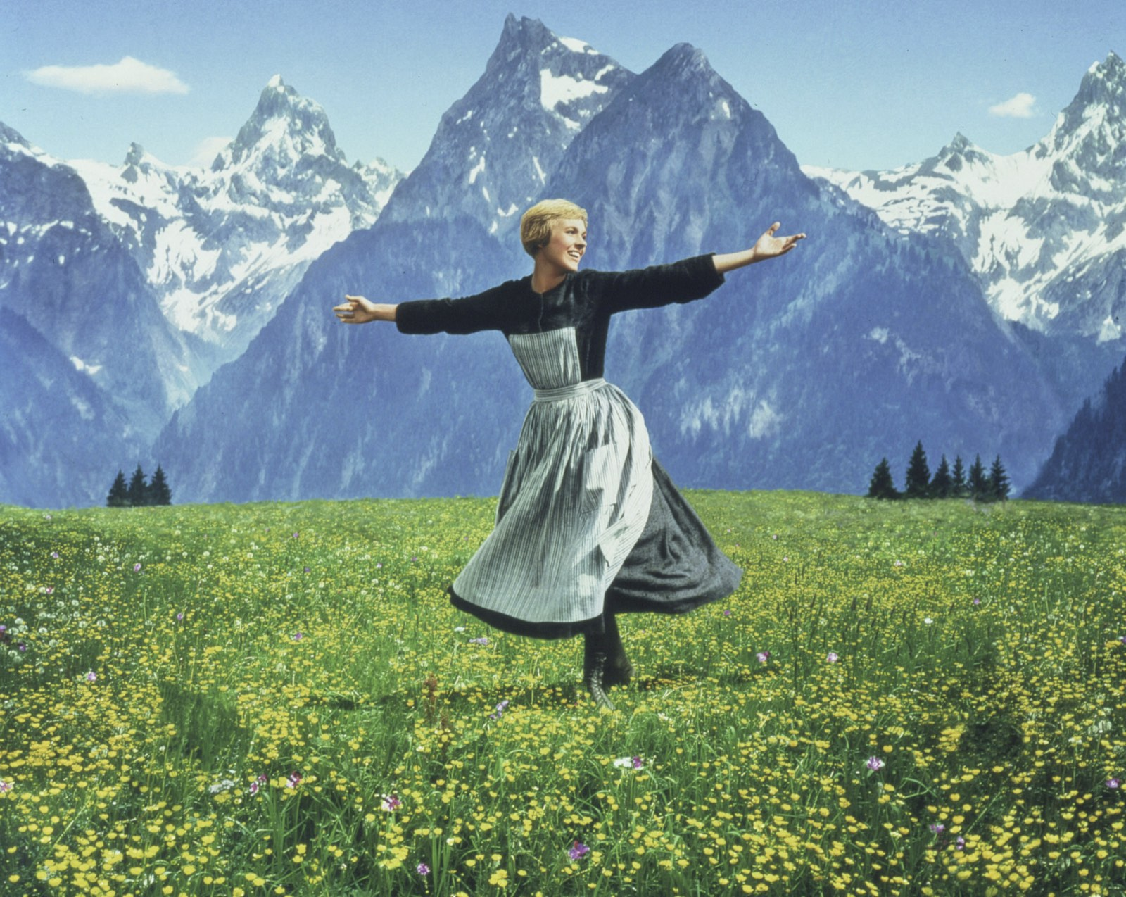 The Sound of Music new marketing materials