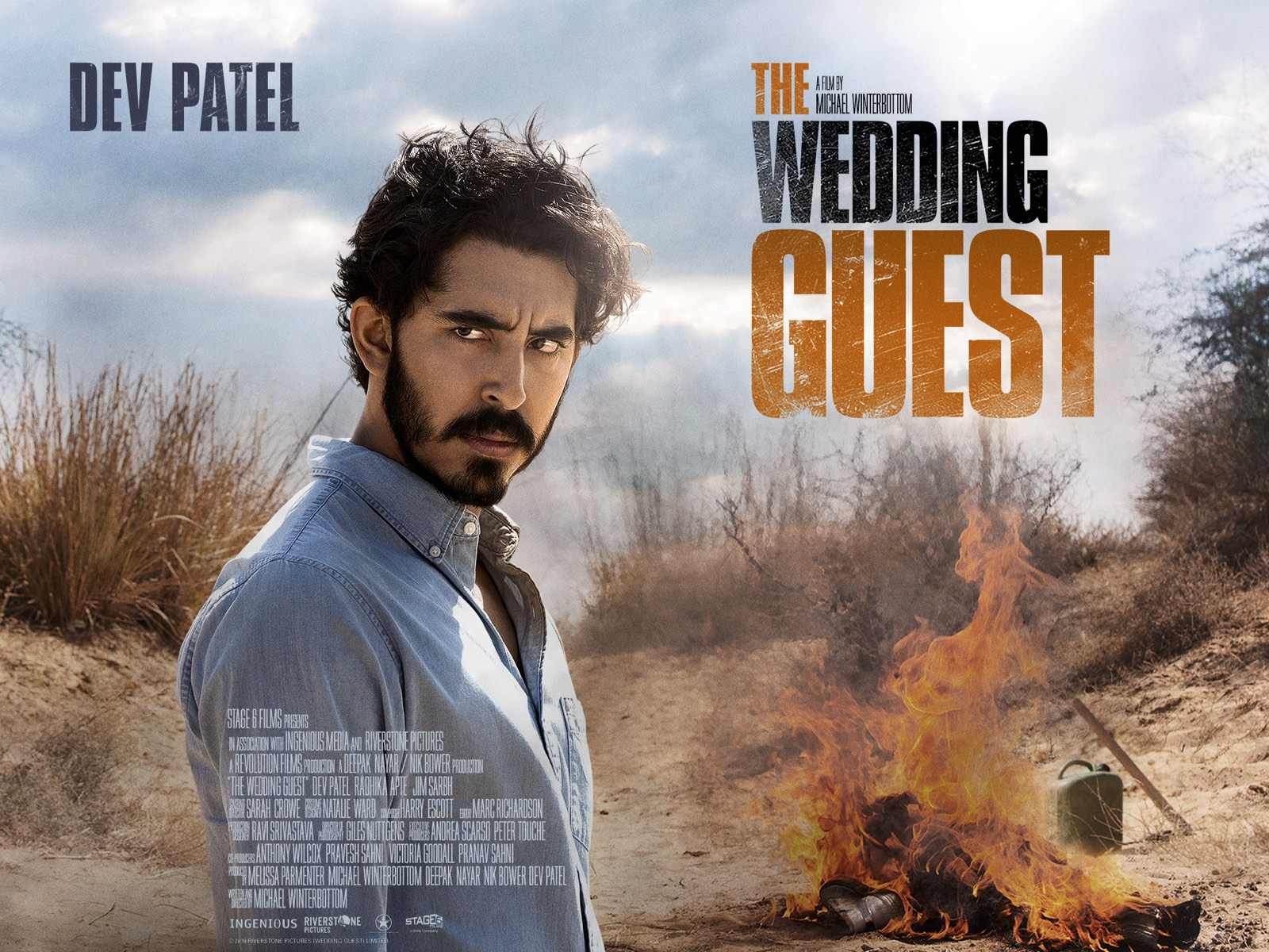The Wedding Guest at Curzon Soho